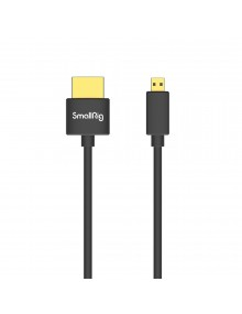SmallRig Ultra Slim 4K HDMI Cable (D to A) 55cm 3043