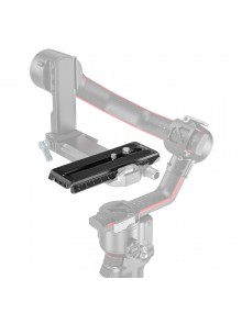 SmallRig Quick Release Plate for DJI RS 2 / RSC 2 / Ronin-S Gimbal 3158B