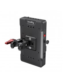 SmallRig V Mount Battery Adapter Plate with Crab-Shaped Clamp 3202