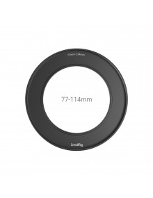 SmallRig Screw-In Reduction Ring with Filter Thread (77-114mm) for Matte Box 2660 3458