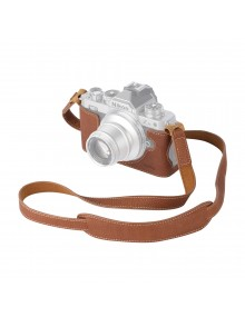 SmallRig Leather Half Case with Shoulder Strap for Nikon Z fc 3481