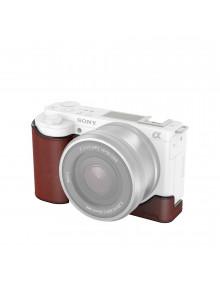 SmallRig Leather Half Case for Sony ZV-E10 3527