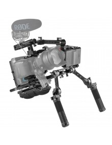 SmallRig Comfortable Shoulder Rig Kit for BMPCC 4K BM0001