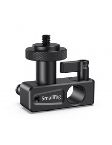 "SmallRig 90 Degree 15mm Rod Clamp with 1/4""-20 Screw Adapter DCD1112B"
