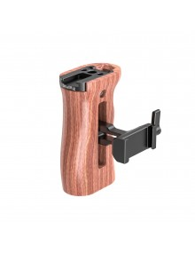 SmallRig Arca Compatible Wooden Side Handle HSN2399