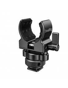 SmallRig Shotgun Microphone Holder (Cold Shoe) BSM2352