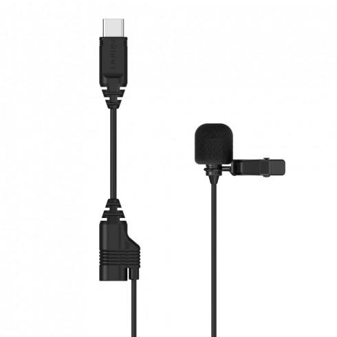 simorr Wave L2  Type-C Lavalier Microphone   3385